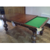 W.jelks & Son's 6x3 Snooker Table Diner