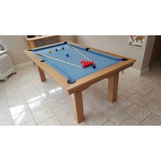 Century 6 Foot English Pool Dining Table