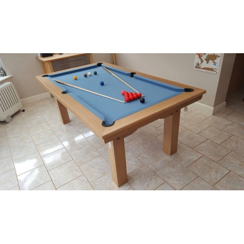 Century English Pool Dining Table - 6 foot pool dining table