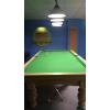 Elite Oak 9 Foot Snooker Table