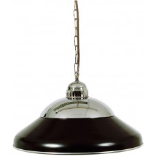 Solo Black Chrome Lamp