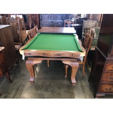 7ft Riley Serpentine Snooker Dining Table