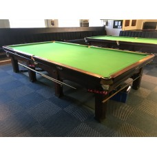 Riley Imperial Full Size Mahogany Snooker Table